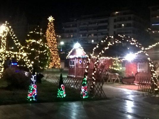 Χριστούγεννα στον Πειραιά