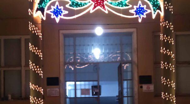 Xριστουγεννιάτικη διακόσμηση
